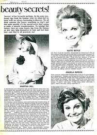 History of Martha Hill - Beauty Secrets