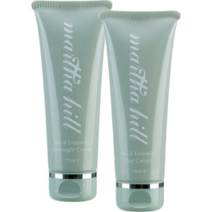 Martha Hill Essential Day & Night Skin Care Duo
